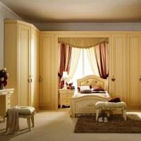 спальня в бежевых тонах фото 18