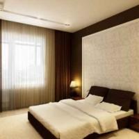 спальня в бежевых тонах фото 21