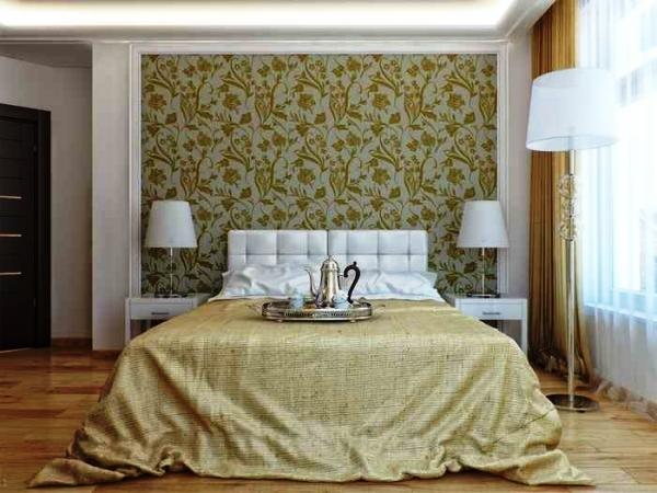 Спальни фото дизайн в бежевых тонах