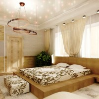 спальня в бежевых тонах фото 42