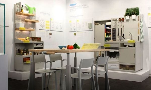 Ikea Concept Kitchen 2025 фото