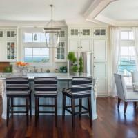 чехлы для стульев на кухню фото 22