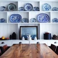 декоративные настенные тарелки фото 13