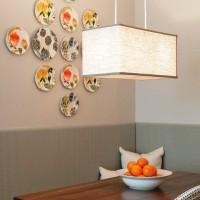 декоративные настенные тарелки фото 19