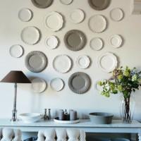 декоративные настенные тарелки фото 22
