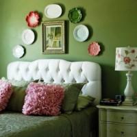 декоративные настенные тарелки фото 30