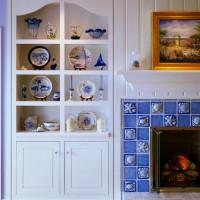 декоративные настенные тарелки фото 31