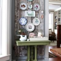 декоративные настенные тарелки фото 33