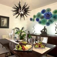 декоративные настенные тарелки фото 50