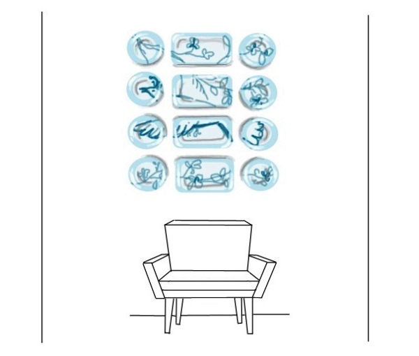 декоративные тарелки на стену фото 14