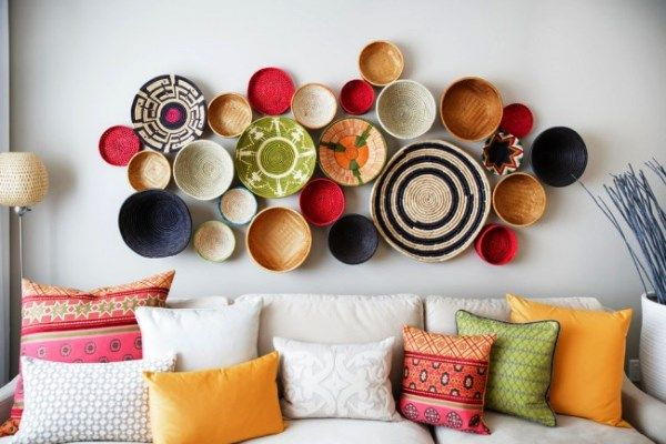 декоративные тарелки на стену фото 5