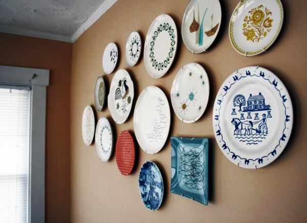 декоративные тарелки на стену фото