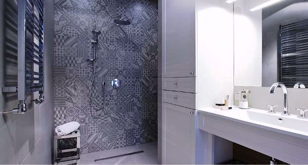 дизайн ванной со стиральной машиной фото 3