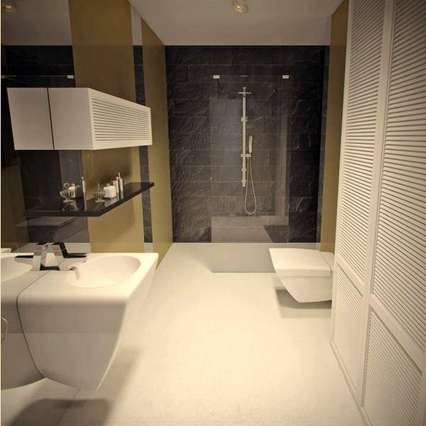 дизайн ванной со стиральной машиной фото 4