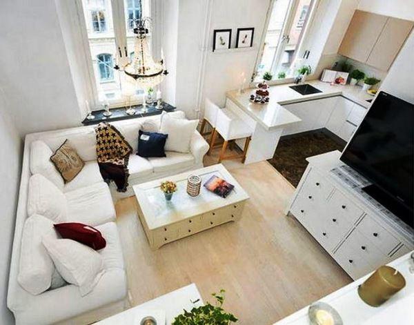 как сделать однокомнатную квартиру уютной фото