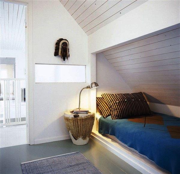 кровать с подиумом фото 2