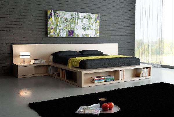 кровать с подиумом фото 5