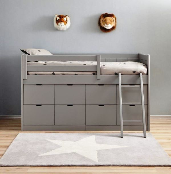 кровать с подиумом фото 7