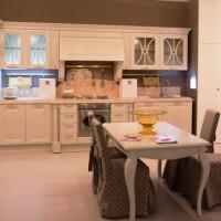 кухня в бежево коричневых тонах фото 15