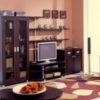 мебель цвета венге фото 14