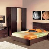мебель цвета венге фото 6
