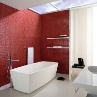мозаика в ванной дизайн фото 12