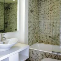мозаика в ванной дизайн фото 13