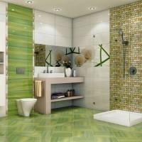 мозаика в ванной дизайн фото 36