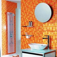 мозаика в ванной дизайн фото 4
