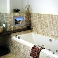 мозаика в ванной дизайн фото 44