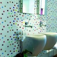 мозаика в ванной дизайн фото 48