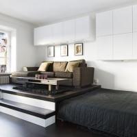 подиумные кровати фото 24