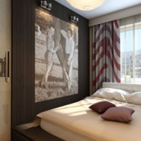 подиумные кровати фото 33