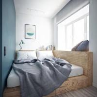 подиумные кровати фото 4