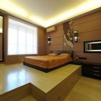 подиумные кровати фото 40