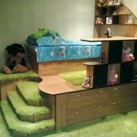 подиумные кровати фото 44