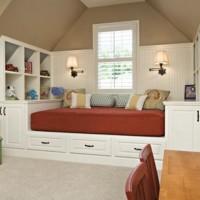 подиумные кровати фото 9