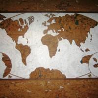 пробковое покрытие для стен фото 8