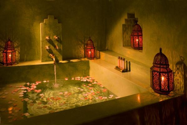 дизайн ванной комнаты в зеленых тонах фото
