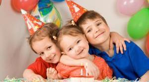 как украсить комнату ребенку на день рождения