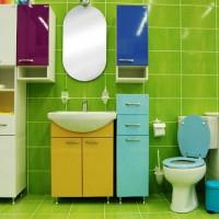 зеленая ванная комната фото 39