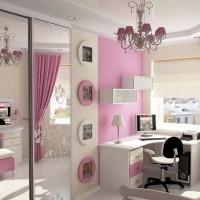 детская комната для девочки подростка фото 10