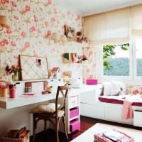 детская комната для девочки подростка фото 17