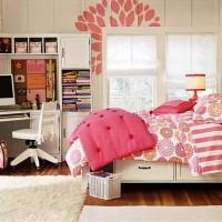 детская комната для девочки подростка фото 21