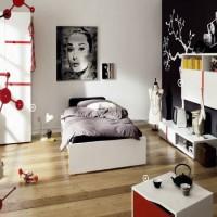детская комната для девочки подростка фото 25