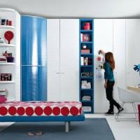 детская комната для девочки подростка фото 30