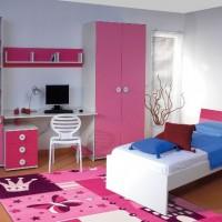 детская комната для девочки подростка фото 38