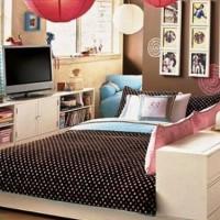детская комната для девочки подростка фото 40