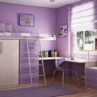 детская комната для девочки подростка фото 48