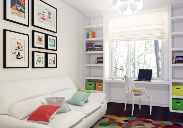 подростковые комнаты для девочек дизайн фото